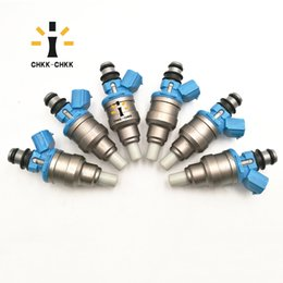 Wholesale Best Cars Used - Supplier Petrol Gas Best Quality Fuel Injector Nozzle OEM: 23209-61010 2320961010 For Japanese Used Cars L6 4.0 V6
