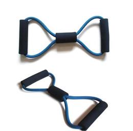 2019 equipamentos de ginástica mais quentes Exercício de moda novo equipamento quente cor aleatória faixa de fitness sports 1 pcs exercício de treino equipamentos de ginástica mais quentes barato