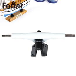 moteur électrique sans balais Promotion 2Pcs 7 pouces MS3101 Longboard Skateboard Bridge Bracket Épaissir les pièces de base
