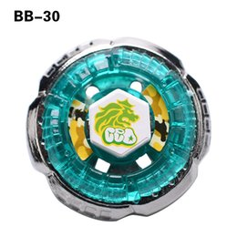 Wholesale Beyblade Metal Masters Sets - 4D metal Beyblade Without Launcher BB30 Spinning Top Set Rapidly Spinning Fight gyro Masters Toys with original box