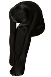 Canada Freak Unisexe Lycra Noir Body Complet Élastique Sac de couchage Momie S-XXL Offre