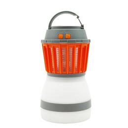 Outils solaires en Ligne-Camping Lantern Led Light Moustique Insecte Tueur Imperméable À L'eau Solaire Led Rechargeable Lights Voyager à L'intérieur Outils À L'extérieur Équipement 56ap gg