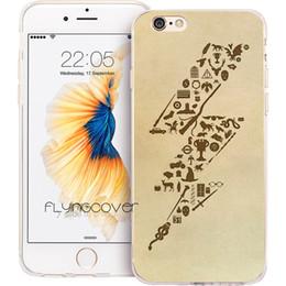 Coque Harry Potter Coque TPU Clear Soft en silicone pour iPhone X 7 8 Plus 5S 5 SE 6 6S Plus 5C 4S 4 iPod Touch 6. ? partir de fabricateur