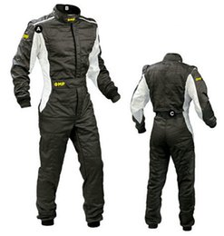 free racing cars Promo Codes - New car racing suit clothing practice service high quality automobile race clothing not fireproof free shipping