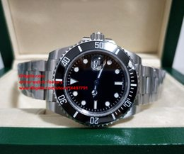 Wholesale Ceramic Dial - Luxury High Quality Watch 40mm Ceramic Beze 116610 116610LN 116610LV Asia 2813 Movement Black Dial Mechanical Automatic Mens Watch Watches
