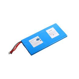 Полимерный литиево-ионный аккумулятор онлайн-6s1p 5000mAh 22.2 v литий-ионный аккумулятор 22.2 V литий-полимерный аккумулятор для электрического скейтборда для продажи