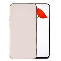 tarjeta de doble pantalla Rebajas 3G WCDMA Goophone XS Max V2 1 GB 4 GB + 32 GB Identificación de la cara 6,5 pulgadas Pantalla cuádruple doble MTK6580 12MP Cámara Doble tarjeta Nano Sim Marco metálico Teléfono inteligente