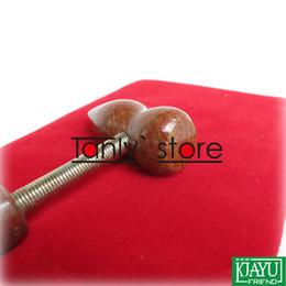 martelo de pedra Desconto Atacado e Varejo Tradicional Massagem Acupuntura Ferramenta / Natural Bian-stone Cura / 143mm * 50mm / Meridian martelo