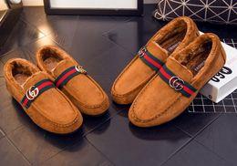 Новые мужские сапоги мужские зимние ботинки сплошной цвет снега сапоги плюшевые внутри противоскользящая дно согреться водонепроницаемый лыжные ботинки от