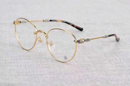 f9fe4cd7f6 New eyeglasses frame clear lens glasses frame restoring ancient ways oculos  de grau men and women myopia eye glasses frames with case 04