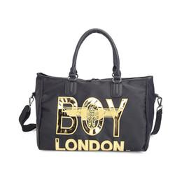 Новый бренд дизайнер вещевой сумки для женщин мужская дорожная сумка высокая qulity Оксфорд сумка с Черный и зеленый 2 цвета груза падения от