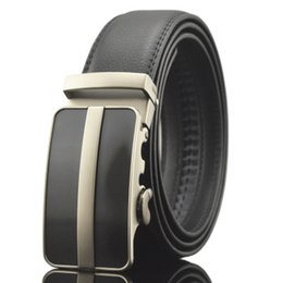 Wholesale Leather Beaded Belt 38 - Factory wholesale New Korean version fashion men leather needle buckle beltClothing & Accessories belt for obesityMens lengthen belts