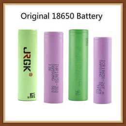 2019 visualizza la variabile 100% originale SONY VTC6 18650 batteria samsung 30q batteria Parasonic NRC 18650B Samsung 26F ICR alto scarico batteria ricaricabile spedizione gratuita
