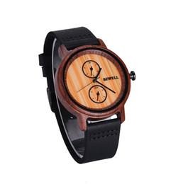 2019 relógio de madeira movimento japonês 2018 melhor chirstmas presente barato relógios de bambu ébano japonês movimento relógio de madeira desconto relógio de madeira movimento japonês