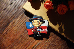 flags chile Coupons - Chile Flag Little Boy Tourist Travel Souvenir Rubber  Fridge Magnet GIFT IDEA 867f6471a