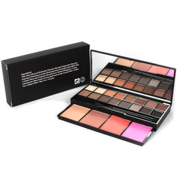 Canada Ensemble de maquillage professionnel 20 couleurs palette de fard à paupières mat Offre