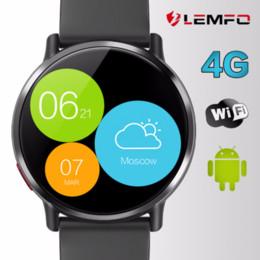 2019 определение горячих точек Smart Watch 4G 2. 03-дюймовый большой экран с высоким разрешением 8 миллионов пикселей IP67 Водонепроницаемый Android7.1 Горячие смарт-устройства дешево определение горячих точек