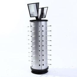 DROP shipping 44pair lunettes de soleil lunettes rack de stockage Display Stand table lunettes cadre étagère titulaire rond avec miroir ? partir de fabricateur