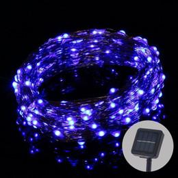 светильники Скидка Место подачи 10 метров 100 лампа Лампа провод шнура Сид свет, солнечный светильник водонепроницаемый провод