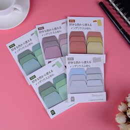 140mmx70mm 160 Pages Cute Sticker Bookmark Marker Flags Sticky Notes Gift Office & School Supplies Notebooks & Writing Pads