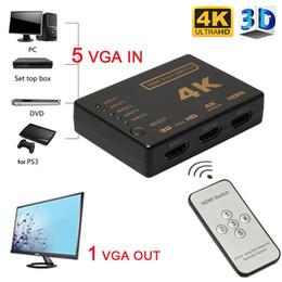 Computer & Büro Unterstützung Hd 1080 P 3d Rabatte Verkauf Hdmi Switch 3 In 1 Mit Fernbedienung Oder Tastensteuerung