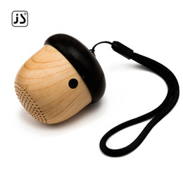 Wholesale Outdoor Speakers Black - Portable outdoor creativity Nut bluetooth speakers mp3 player Built-in microphone For apple iphoneX iphone8 plus note8 cell phone Players