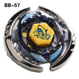 Wholesale plastic model soldiers - H explosion models rotating gyro BB57 Pisces top soldiers constellation alloy battle gyro children's educational assembly toys