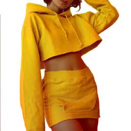 2018 lange ärmel kurzen kleider lässig 2018 Neue Ankunft Frauen Long  Sleeves Short Top Hoodies Sweatshirt 1ea86e2144