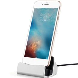 Chargeur de station d'accueil de bureau de synchronisation rapide de données de chargement de données rapide Câble USB pour iPhone 5 SE 6 7 8 Plus X XS MAX XR ? partir de fabricateur