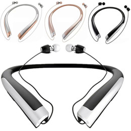 écouteurs bluetooth Promotion HBS-1100 Écouteur Bluetooth TONE HBS 1100 CSR 4.1 Bandeau Musique Sport Casque Casques Pour iPhone Samsung HBS1100