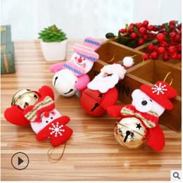 2019 décorations de noël en rouge et blanc Noël, dessin animé décorations de noël en rouge et blanc pas cher