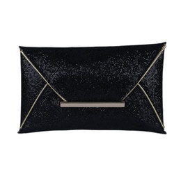 Wholesale Envelope Wallets - Fashion Women Clutch Purse Lady Sparkling Dazzling Bag Purse For Evening Party Handbag Day Clutches Shining Wallet For Girl Gift