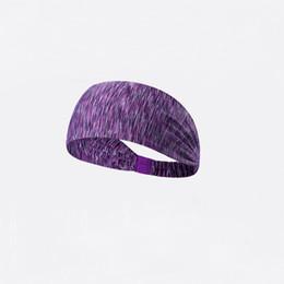 золотые кольца для гимнастики Скидка Унисекс фитнес-йога, работает мягкий диапазон волос флэш-сухой эластичный свободный размер сезоны носимых спорт sweatband