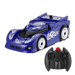 Wholesale Toy Climbers - OCDAY Remote Control Wall Climbing Car Magic Wall Floor Climber Climbing RC Racer Toy Anti-gravity Racing Mini Car RC