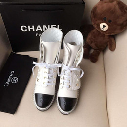talons de chaussures de cheval Promotion Bijoux de luxe C @ ANEL de la créatrice française de style français dames de style aristocratique dames bottes à talons hauts pour hommes dames occasionnels chaussures à talons hauts origina