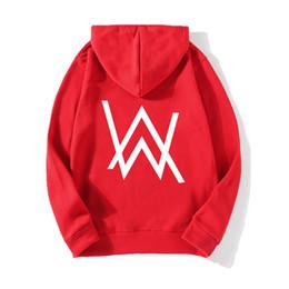 indossare i vestiti Sconti New Fashion 2018 Alan Walker Faded Felpa con cappuccio Hip Hop DJ Felpe Unisex Taglie forti Marchio di abbigliamento Tuta M4 di alta qualità