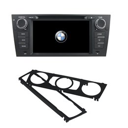 Wholesale India Price - New best price 7inch Andriod 6.0 Car DVD player for BMW E90 MT with GPS,Steering Wheel Control,Bluetooth, Radio