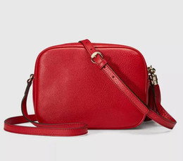 6fecc0a84631 Chinese Women Leather Soho Bag Disco Shoulder Bag Purse 308364 Leather  403348 diagonal across 400249 one