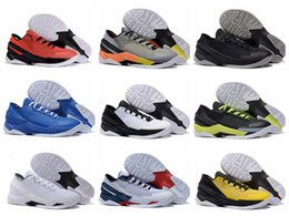 Wholesale high street fashion shoes - Curry 2 Low Men's Basketball Shoes Fashion Street Culture Indoor & Outdoor High Quality Men's Sports Shoes