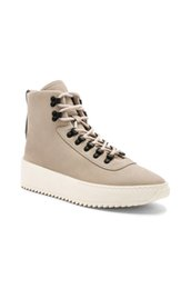 Wholesale Leather Mail - HOT !!!fog boots edition retro leather Grey shoes high help FOG basketball boots was 35-46 yards from mail lovers shoes
