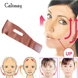 Canada Visage Minceur Mince Masque Bandage Silicone Visage Lift Up Ceinture Dormir Masque Visage-Lift Massage Minceur Visage Shaper Relaxation Offre