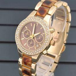2019 relógio designer feminino Relógio de marca de Luxo Mulheres Designer Relógios Das Senhoras Vestido De Ouro Em Aço Inoxidável Relógios De Pulso Relógio Feminino Presentes Reloj Mujer relógio designer feminino barato