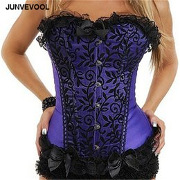 6e7bdf6c60 belt vintage corset Promo Codes - Body Shaper Bow Summer Waist Trainer  Vintage Plus Size Shaperwear