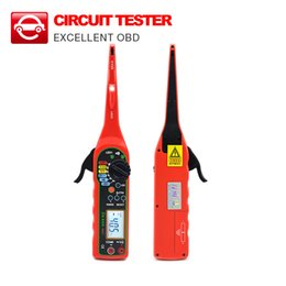 Wholesale voltage diode - JIA XUN MS8211 Automotive circuit tester Digital Multimeter (Voltage,resistance, diode, buzzer etc..) Function free shipping