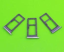 galaxy sim cards Promo Codes - Hot Sale SIM Card Holder Slot Tray Container Replacement For Samsung Galaxy S6 S7 S7edge