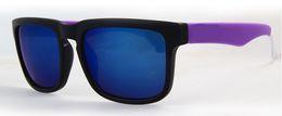 Wholesale Spy Coat - Sunglasses Men Brand Designer Sun glasses Reflective Coating Square Spied For Women Rectangle Eyewear gafas de sol
