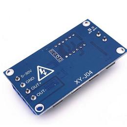 Circuitos temporizadores online-Interruptor de retardo del temporizador de ciclo 12 Módulo de control del tubo MOS de la placa de circuito de 24 V XXM