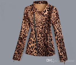 d1d079752 Atacado- mulheres lojas de roupas on-line cortadas plus size casacos  americano design vintage hippie boho leopardo floral jaqueta primavera roupas  casuais ...