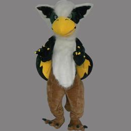 Taille adulte mascotte Griffin personnalisé Xmas Eagle Déguisement Costume Shool Événement Fête D'anniversaire Costume Mascotte ? partir de fabricateur