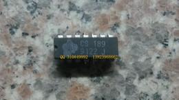 Livraison gratuite CS189 dual-in-line 14 composants électroniques aiguille, puces de circuit intégré, IC ? partir de fabricateur